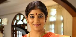 actress sithara still she does not married