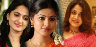 Tamil actress who acts as a call girl in movie