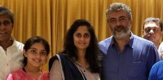 ajith family latest