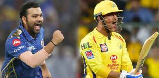 rohit-and-dhoni